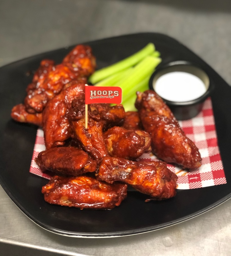 Buffalo Wings: Not for the faint hearted!